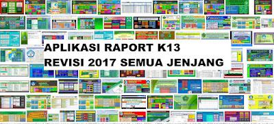 Aplikasi Raport K13 revisi