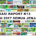 Aplikasi Raport K13 revisi Semua Jenjang (7 Paket)
