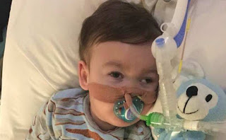 BREAKING: Alfie Evans' mom: hospital 'went behind our backs,' plans to remove baby's life support