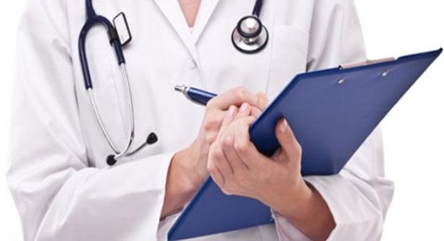 Gambar Contoh Surat Keterangan Dokter