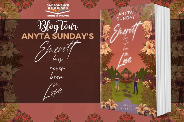 Emerett Has Never Been in Love by Anyta Sunday Blog Tour