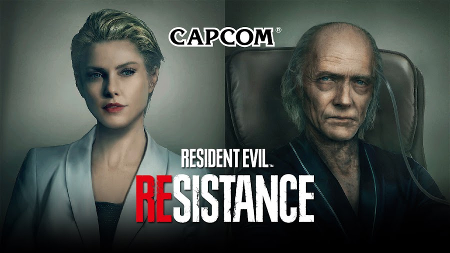 resident evil resistance new masterminds alex wesker ozwell spencer capcom 1v4 asymmetric online survival horror experience re3 remake pc ps4 xb1