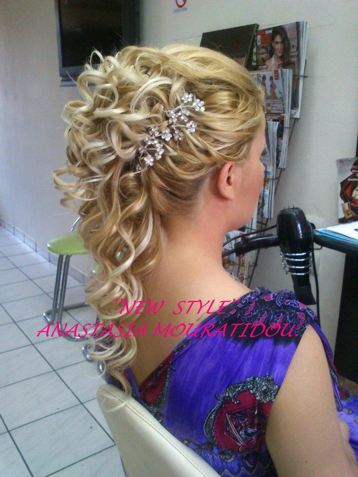 Great Hairstyles By Anastasia Mouratidou New Style Salon