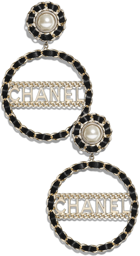 CHANEL FALL/WINTER 2018/2019 COSTUME JEWELRY