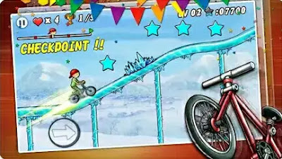 Game Android Kecil - BMX Boy