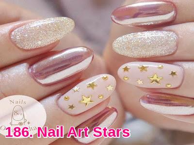 Nail Art Stars