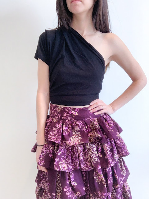 DIY Ulla Johnson Skirt