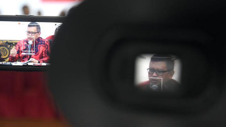 PDIP Sebut Pancasila Sudah Kehilangan Wataknya