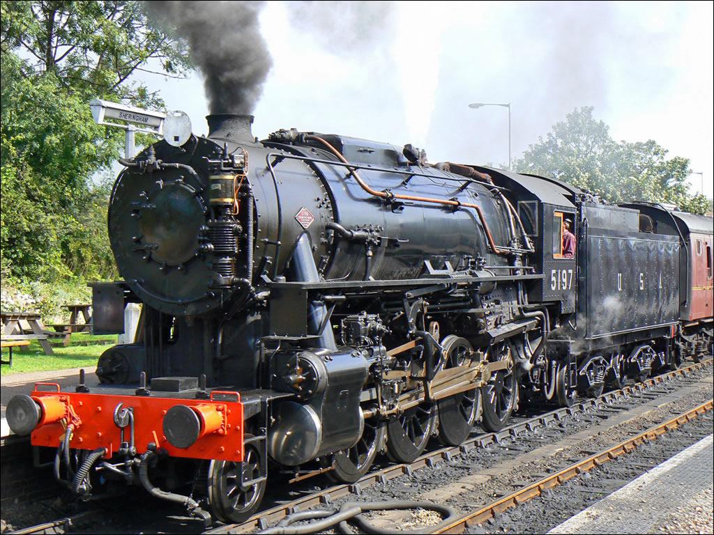 N-Rail: Steam Train Dream