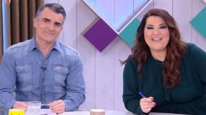 Όσα είπαν η Κατερίνα Ζαρίφη και ο Παύλος Σταματόπουλος στην τελευταία τους εκπομπή