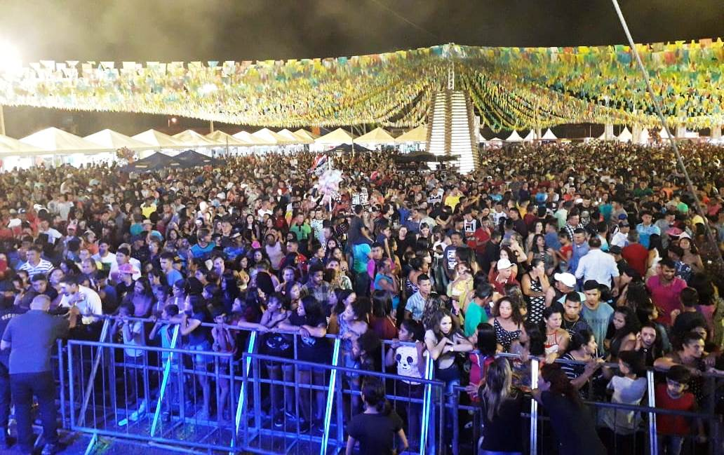 Pandemia da covid-19 provoca cancelamento da Festa Nordestina de Mojuí