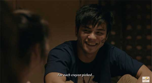 Bloody Crayons Ronnie Alonte