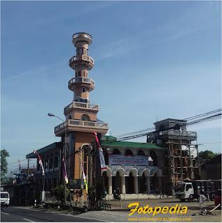Masjid Abdullah Kertek Wonosobo