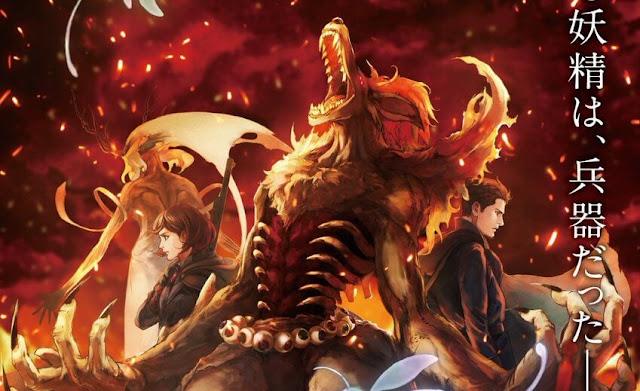 Anime Fairy Gone Merilis Teaser Terbarunya!!