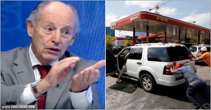 Toro Hardy denuncia que gasolina iraní fue mezclada con otra cosa para que rindiera más