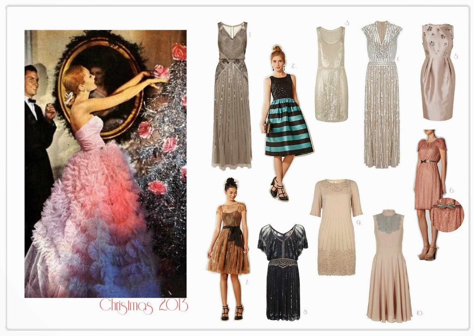 S Party Dress