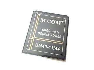 Baterai Handphone Xiaomi BM40 BM41 BM44 Redmi 1 1S 2 2A 2S 5000mAh