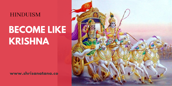 Krishna short biography and Relationship with Radha