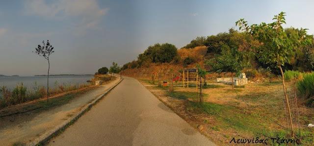 Ήγουμενίτσα: Δεκάδες άτομα χρησιμοποιούν καθημερινά τον ποδηλατόδρομο Ηγ/τσας, που επεκτείνεται