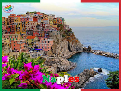 Tourism in Naples, Italy