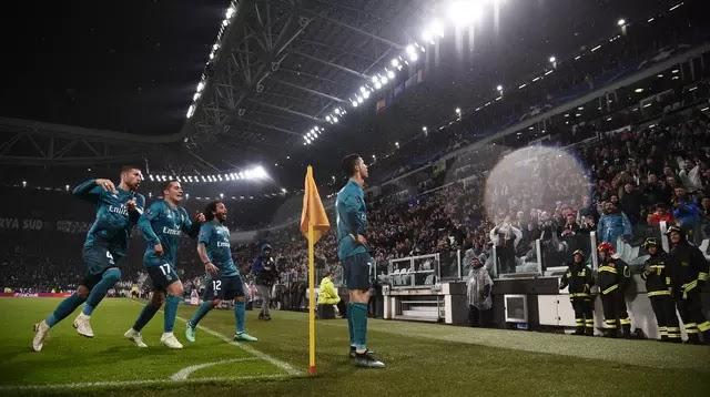 Rating Pemain Juventus Vs Real Madrid: Ronaldo Terbaik, Dybala Terburuk