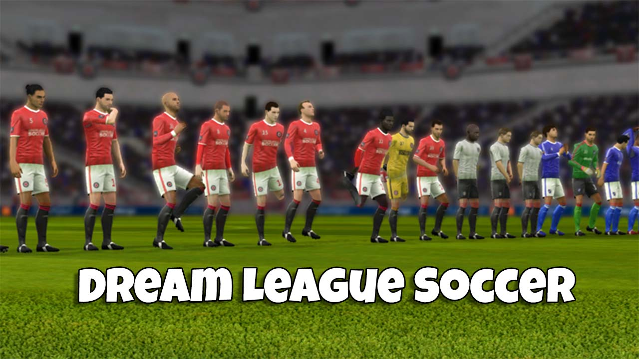 Main Game Sepak Bola Di Ponsel Dengan Dream League Soccer