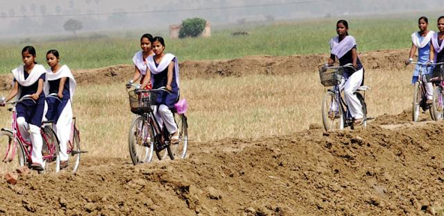 saraswati sadhana yojana - लड़कियों के लिए मुफ्त साइकिल योजना