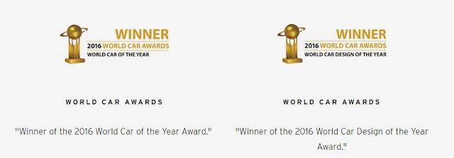 Premios ganados por el Mazda Miata Mx5 RF 2016