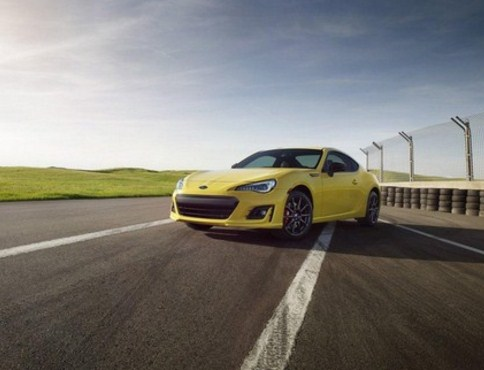 Subaru BRZ Special Edition, Only Built 500 Unit