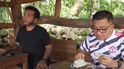 Helmy Yahya dan Erix Soekamti