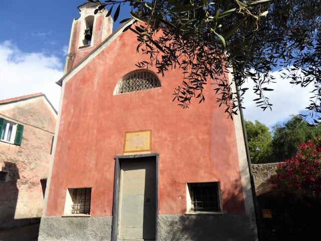 chiesa Colla Micheri Andora