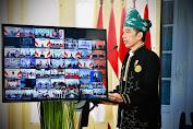 Hadapi Peningkatan Rivalitas Antarideologi, Presiden: Perkokoh Nilai Pancasila dalam Berbangsa