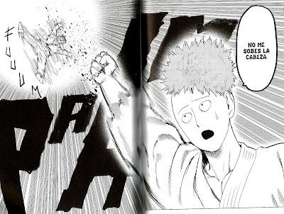 Saitama VS... no importa.