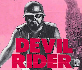 The B-Raters vs Devil Rider