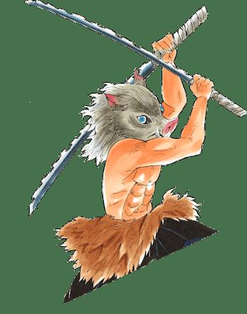 ANIME | FAMILY RENDERS: HASHIBIRA INOSUKE (KIMETSU NO YAIBA)