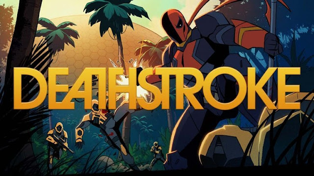 Deathstroke: Caballeros Y Dragones - Subtitulada, Latino - Mega, Drive