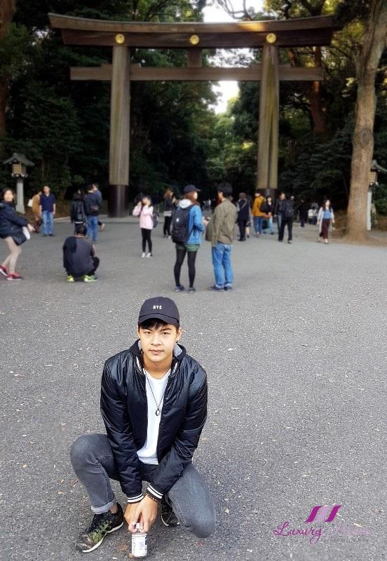 natas travel tokyo tourist attractions harajuku meiji shrine
