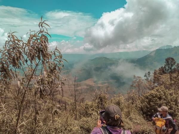 pendakian gunung ranti