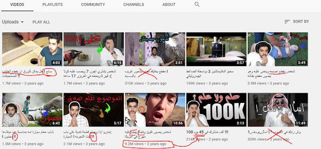 طريقة زيادة مشاهدات يوتيوب مجانا