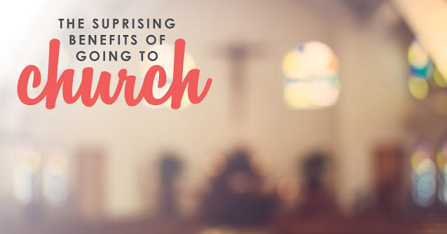 Why should we go to church ?
