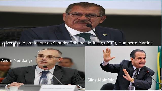 Presidente quer indicar o Adventista Humberto Martins para o STF