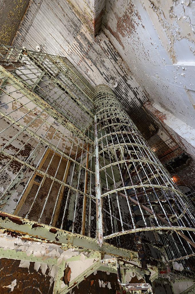 Bubbas Garage A Tour of Mansfield Reformatory