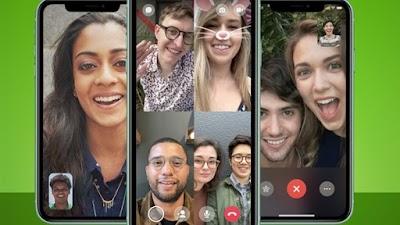 طريقة إجراء مكالمات الفيديو من واتساب عن طريق خاصية Rooms