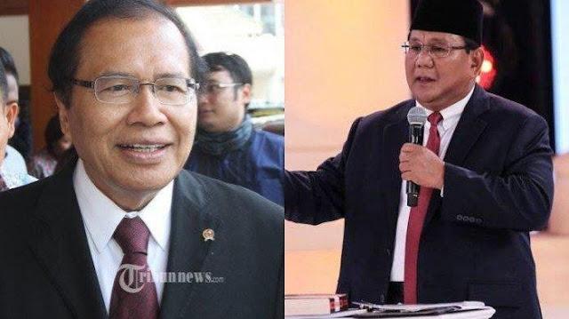 Prabowo Target Ekonomi Tumbuh 8 Persen, Jurusnya Minta ke Rizal Ramli