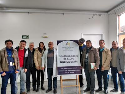 Formado o primeiro conselho de saúde do bairro Quissisana