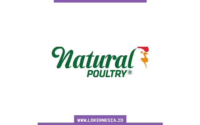 Lowongan Kerja Natural Poultry Oktober 2020