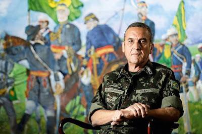 Exército foi sondado para decretar estado de defesa, diz general Villas Bôas