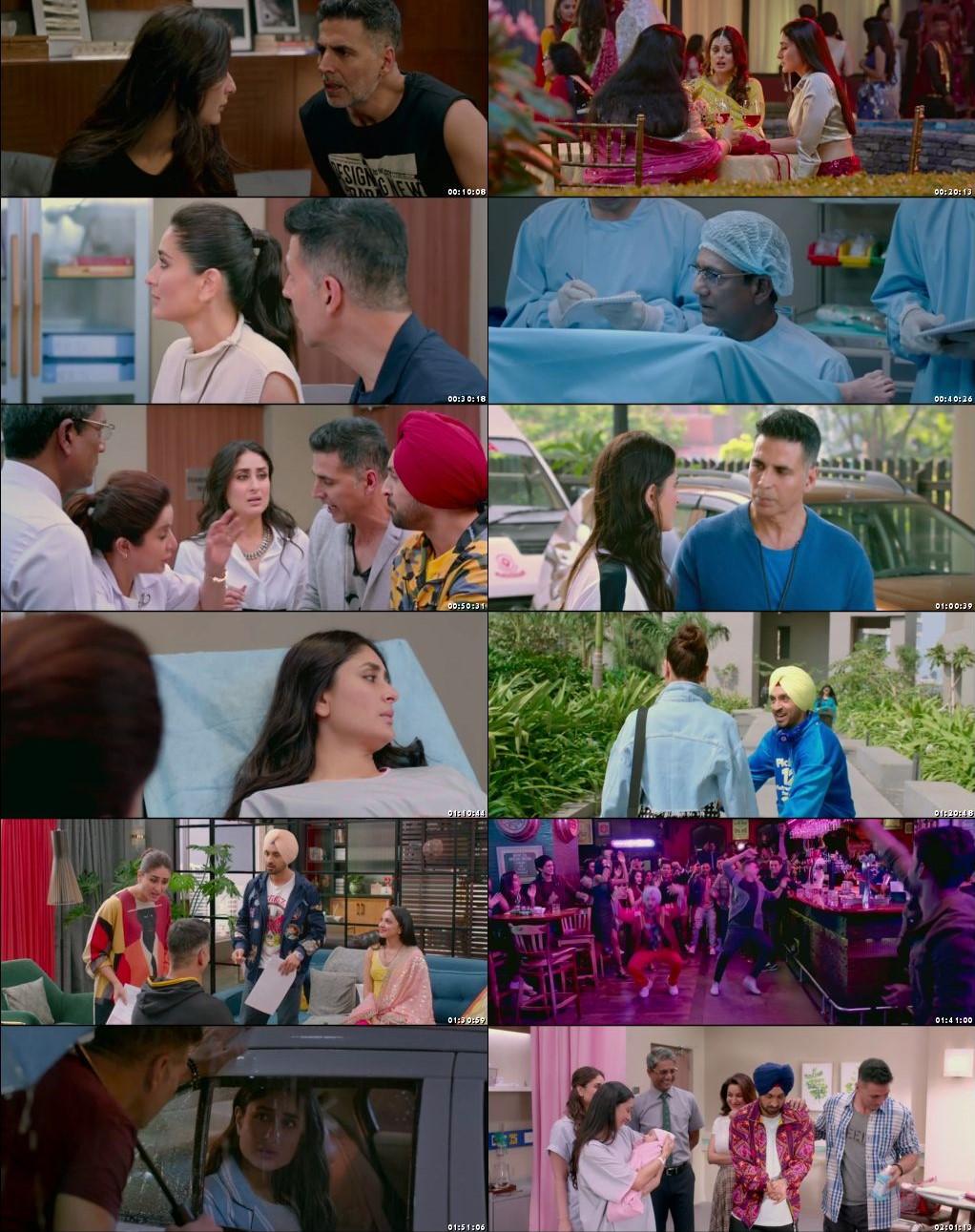 Good Newwz 2019 Full Hindi Movie Online Watch