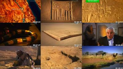 documental Egipto al desnudo Discovery Channel