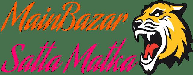 Main Bazar Panel Chart